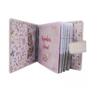 подарък за бебе с име персонализиран албум книга за мили спомени