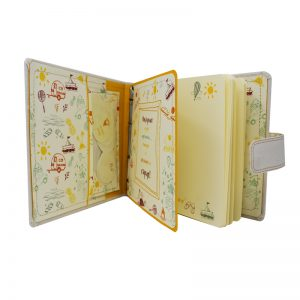Ръчносглобен книга албум за спомени пътешествие на български, с етикетчета, точки за залепяне, подарък, шареното, за дете, за семейство, за сватба, рожден ден, юбилей, персонализиран подарък