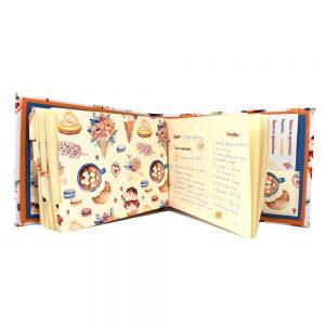 книга за рецепти сладко